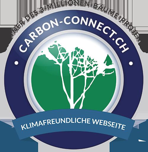 Siegel der carbon connect AG